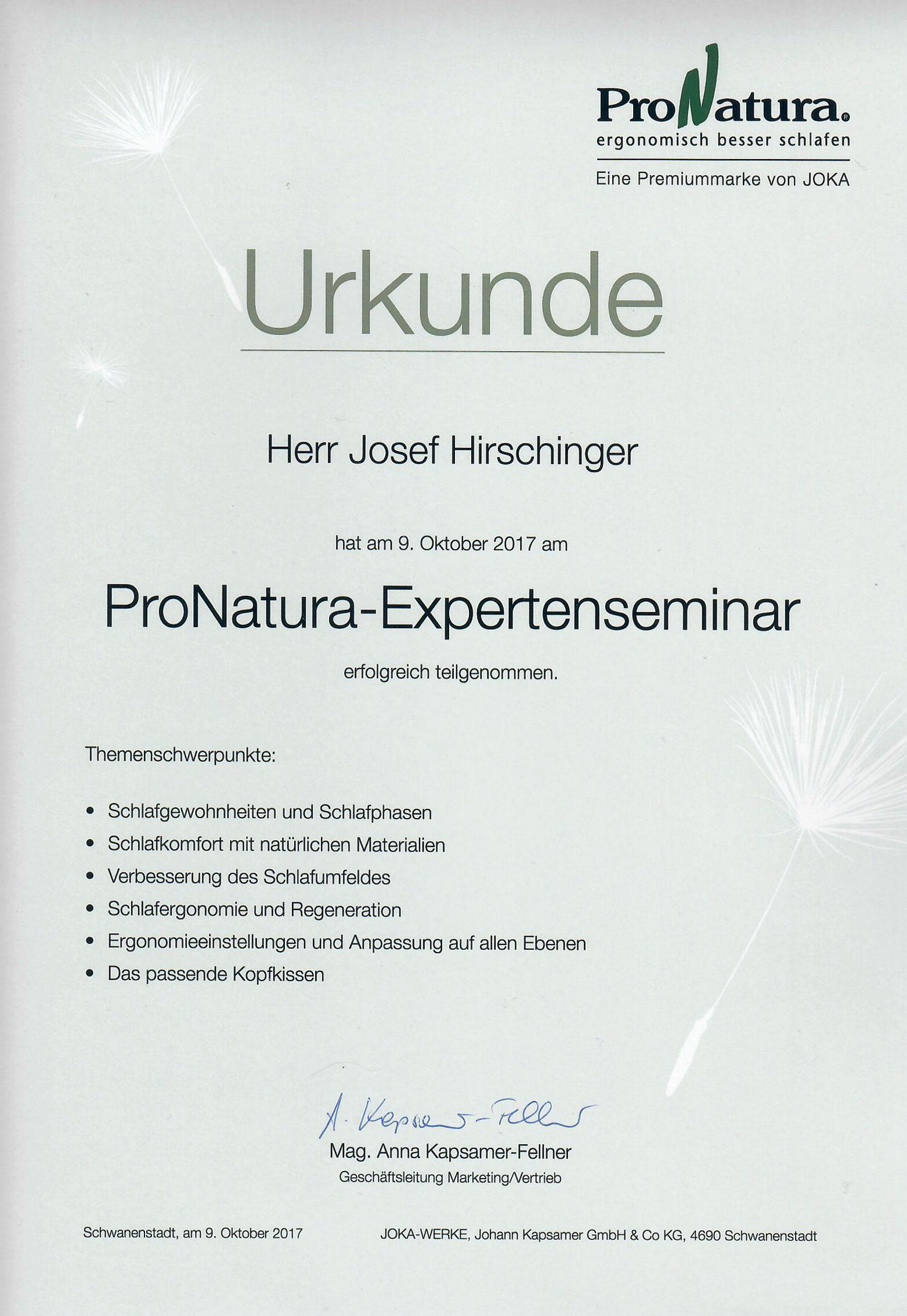 Massivholz Hirschinger